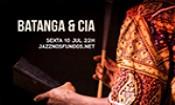 Folder do Evento: CUBOP! Batanga & Cia / Jazz nos Fundos