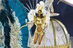 Folder do Evento: Desfile Carnaval 2013