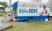 Folder do Evento: BiblioSesc