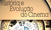 Folder do Evento: História e Evolução do Cinema