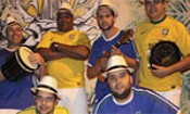 Folder do Evento: Samba Futebol Clube