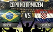 Folder do Evento: Copa no Armazem