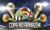 Folder do Evento: Copa No armazem