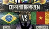 Folder do Evento: Copa No armazém