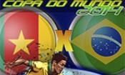 Folder do Evento: Brasil é no Taça