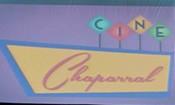Folder do Evento: Cine Chaparral Julho