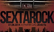Folder do Evento: Sexta Rock