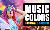 Folder do Evento:  Music Colors Festival Osasco