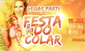 Folder do Evento:  VEGAS PARTY | Festa Do Colar @OPEN BAR
