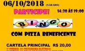 Folder do Evento: Bingo Beneficente do GEOE