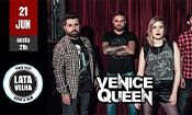 Show Venice Queen no Lata Velha Rock Bar