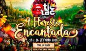Folder do Evento: TIC TAC Festival – A Floresta Encantada