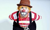 Folder do Evento: Circo Infantil no Sesc Osasco