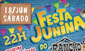 Folder do Evento: Festa Junina do Rancho