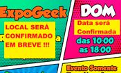 Expo Geek 1Bucado e Campeonato de Games