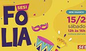 Folder do Evento: SESI FOLIA 2020   SESI Osasco