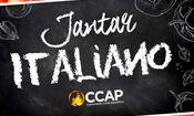 Jantar Italiano na CCAP!