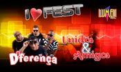 Folder do Evento: I love Fest Agosto