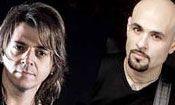 Folder do Evento: Acústico com BJ e Léo Mancini | Welcome