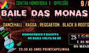 Baile Das Monas Lgbt Contra Homofobia