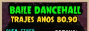 Folder do Evento: Baile Dancehall Trajes Anos 80.90