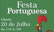 Folder do Evento: FESTA Portuguesa - ANOSCAR