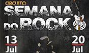 Folder do Evento: Circuito Semana do Rock 2019