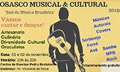 Folder do Evento: Osasco Musical e Cultural 2019