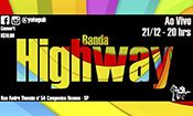 Folder do Evento: Banda Highway
