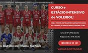 Folder do Evento: Curso e Estágio Intensivo de Voleibol
