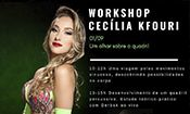 Folder do Evento: Workshop Cecília Kfouri