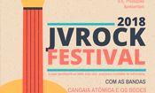 Folder do Evento: João Vitor Rock Festival