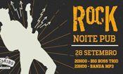Folder do Evento: Pub Rock & Ribs | 1ª Edição