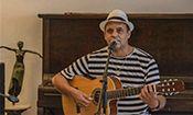 Folder do Evento: Roda de Samba com Mauro Amorim