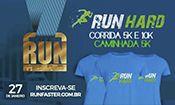 1ª Run Hard 5K e 10K