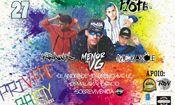 Folder do Evento: Private Party HOLI FEST MC MENOR DA VG