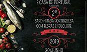 Folder do Evento: 2ª Sardinhada do Marquês