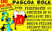 Folder do Evento: Pascoa Rock