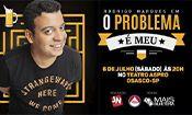 Folder do Evento: Rodrigo Marques em Osasco (SP)