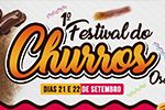 1º Festival Do Churros De Osasco