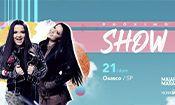 Folder do Evento: Super show de Maiara e Maraisa em Osasco