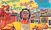Folder do Evento: Sukata De Letras com Mokó de Sukata