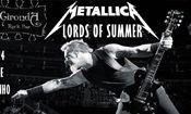 Folder do Evento: Metallica no Gironda