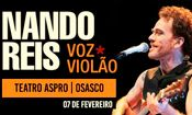 Folder do Evento: Nando Reis - 07/02 - Osasco/SP