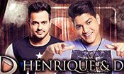 Folder do Evento: HENRIQUE & DIEGO ao vivo no RANCHO do SE