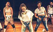 Folder do Evento: A Mulher na Dança Urbana