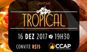 Folder do Evento: Jantar Tropical !!!