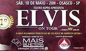 Folder do Evento: Elvis On Tour by Renato Carlini
