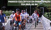 Folder do Evento: Passeio Ciclistico