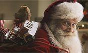 Folder do Evento: Chegada do Papai Noel